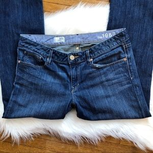Gap 1969 Curvy Jeans Size 31 / 12 Long